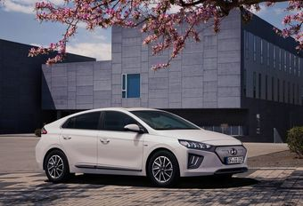 Meer jus voor Hyundai Ioniq Electric #1