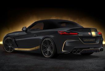 BMW Z4M, met de M van Manhart #1