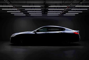 BMW annonce la Série 8 Gran Coupé #1