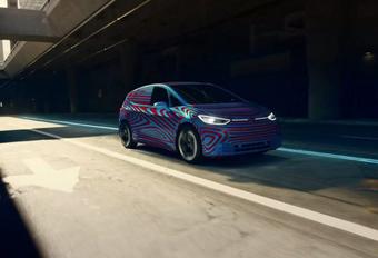 Volkswagen : l'électrique Néo s'appelle ID3 et est disponible à la commande #1