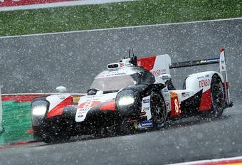 Toyota, Aston Martin, Alonso én Martin winnen WEC-sneeuwrace in Francorchamps #1