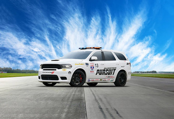 Dodge Durango SRT Pursuit 'Speed Trap' is Demon in SUV-vorm #1