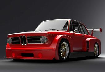 Gruppe 5 geeft de BMW 2002 vleugels. En een V10 #1