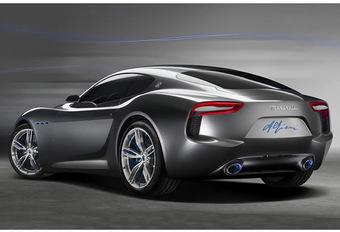 Maserati: hybride, niet elektrisch #1