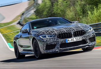 Meer info over de BMW M8 en M8 Competition #1
