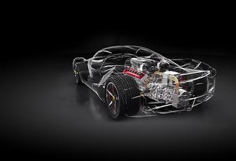 Hybride supersportwagen van Ferrari is klaar #1