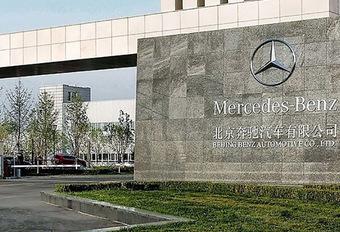 BAIC wil een belang nemen in Daimler #1