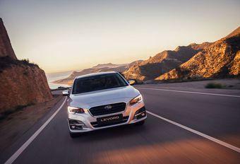 Subaru Levorg : exit le 1.6, bonjour 2 litres. #1