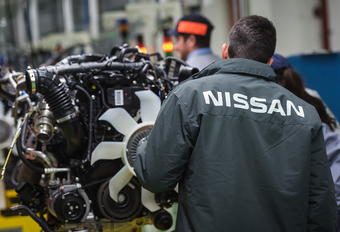 Nissan : 4800 emplois menacés #1
