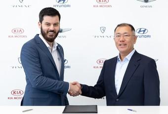 Hyundai wil de sportiviteit van Rimac #1