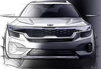 Kia : nouveau SUV compact annoncé #1