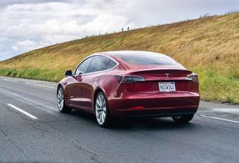 Aandeel Tesla zit op het niveau van januari 2017 #1