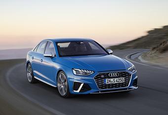 Audi A4: belangrijke facelift #1