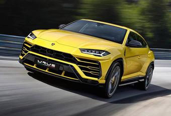 Lamborghini: Urus wordt nog sneller #1