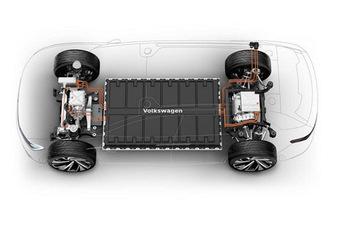Volkswagen : des cellules de batteries produites en Allemagne #1