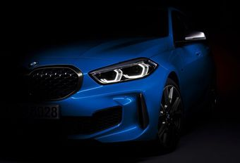 BMW 1-Reeks: alvast een stukje neus #1