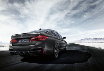 BMW M5 Edition 35 Years houdt het duister #1