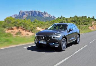 Volvo : le XC60 devient aussi hybride #1