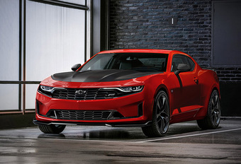 Chevrolet stopt verkoop van Corvette en Camaro in Europa #1