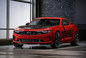 Chevrolet arrête la Corvette et la Camaro en Europe #1