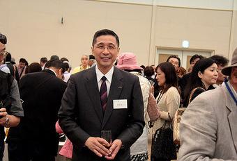 Nissan : Hiroto Saikawa reste PDG #1