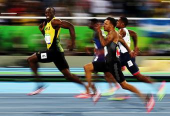 Sprintlegende Usain Bolt komt met eigen auto #1