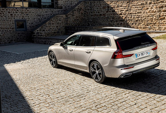 Volvo : mise à jour des V60, S et V90 #1