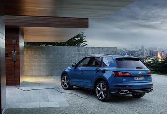 Audi Q5 55 TFSI e quattro is de langverwachte plug-in SUV #1