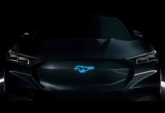 Ford Mach-E: de Tesla Model Y in het vizier #1