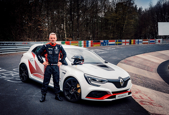 Renault Mégane RS Trophy-R is weer de rapste rond de Ring #1
