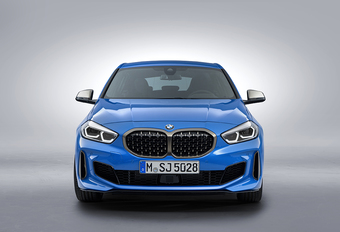Nieuwe BMW 1 Reeks meteen als snelle M135i xDrive #1