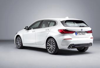 Nieuwe BMW 1 Reeks is een platgedrukte X2 #1
