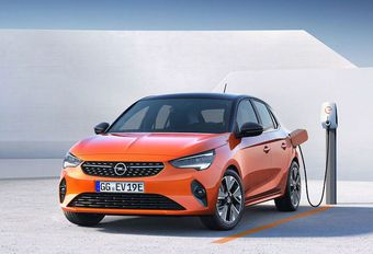 Opel Corsa : fuite de la 6e génération #1