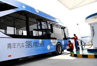 China zegt ja tegen waterstof #1