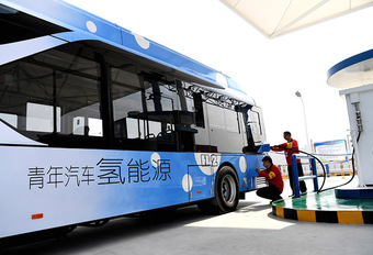La Chine dit oui à l'hydrogène #1
