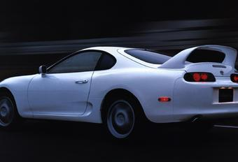 Toyota krijgt nostalgie en brengt oude Supra-onderdelen terug #1