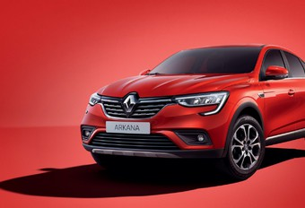 Renault Arkana: nieuwe cross-over voor Rusland  #1