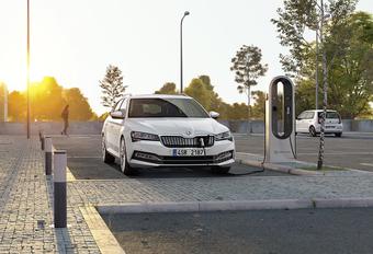 Skoda lanceert iV-submerk met facelift Superb en elektrische Citigo-e #1