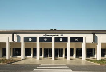 FCA HERITAGE HUB: De juwelen van Mirafiori #1