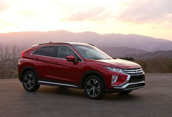Mitsubishi: reorganisatie van het SUV-gamma #1