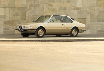 BMW heeft de verdwenen Garmisch uit 1970 nagebouwd #1