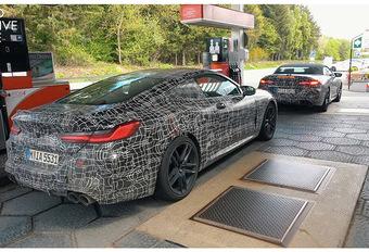 BMW M8 : elle arrive en coupé, Gran Coupé et cabriolet #1