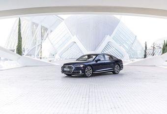 Komt Horch terug met de Audi A8? #1