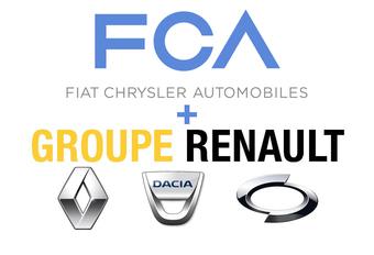 FCA wil niet meer fuseren met Renault, maar waarom niet? - UPDATE #1