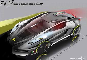 Frangivento Asfane DieciDieci: een hypercar van 1000 pk! #1