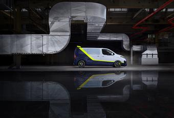 Opel Zafira Life O-Team : Pour apprentis-Barracuda #1