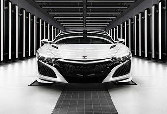 Honda : Une NSX Type-R avec 650 ch ? #1