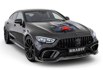 Brabus geeft de Mercedes-AMG GT 63 S 800 pk #1