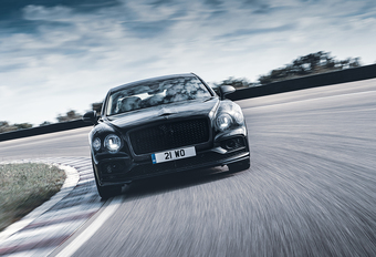 Bentley Flying Spur komt op 11 juni #1