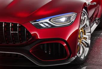 Mercedes-AMG 4-Door Coupé binnenkort als 805 pk sterke GT73 EQ #1